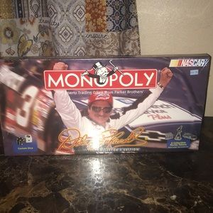 Collectors item Monopoly Dale Earnhardt